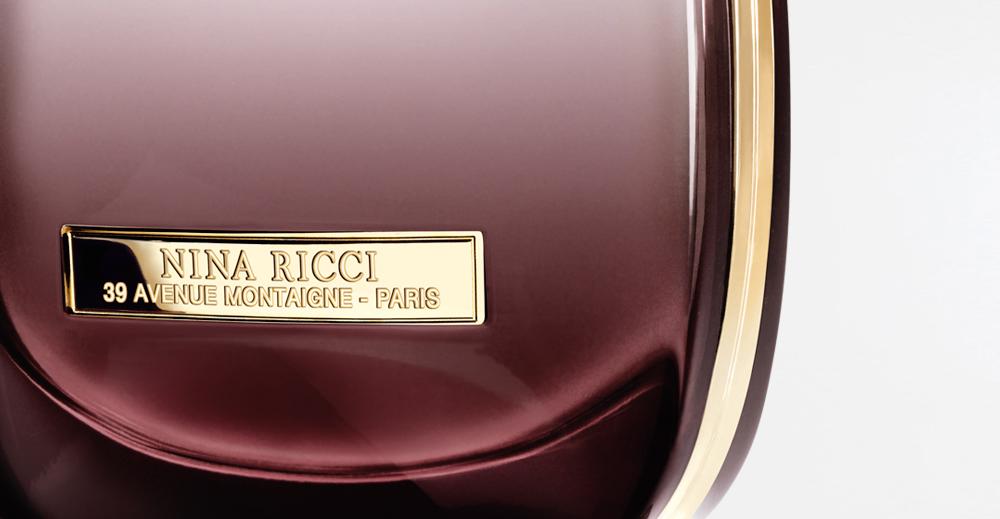 NINA RICCI FLACON 3_4