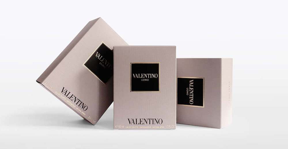 Brand Visual Advertising for Valentino