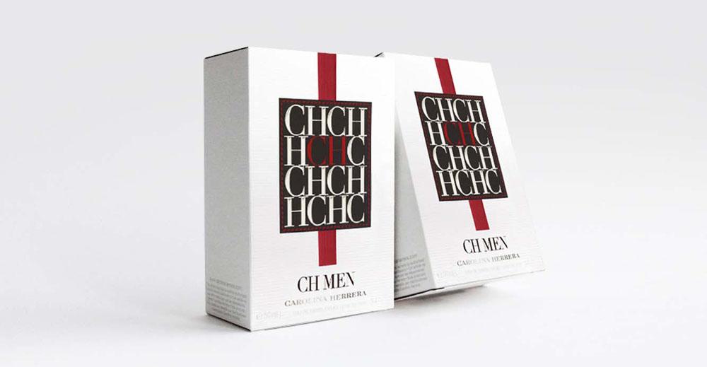 Brand Visual Advertising for Carolina Herrera