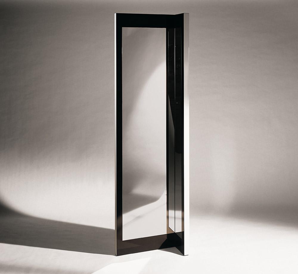 Custom interior design luxury home decor miroir auto portant