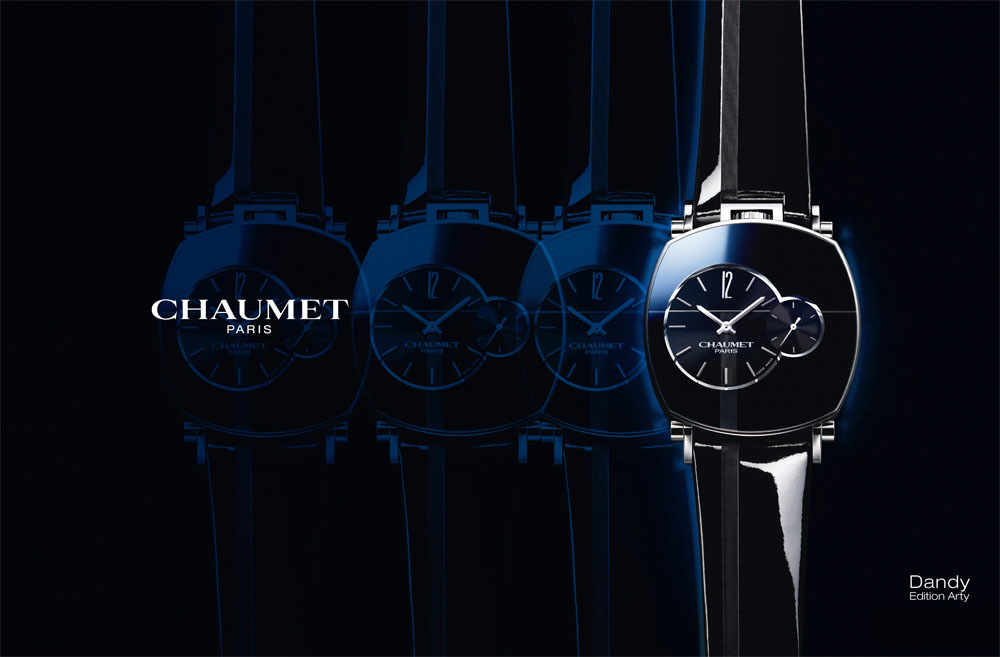 Brand Visual Advertising for Chaumet Paris