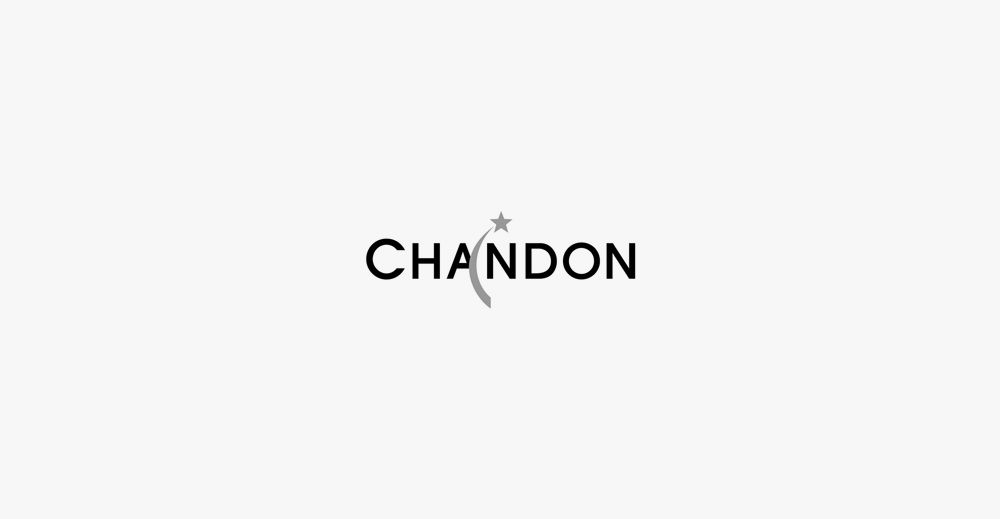 Brand Visual Advertising for Chandon
