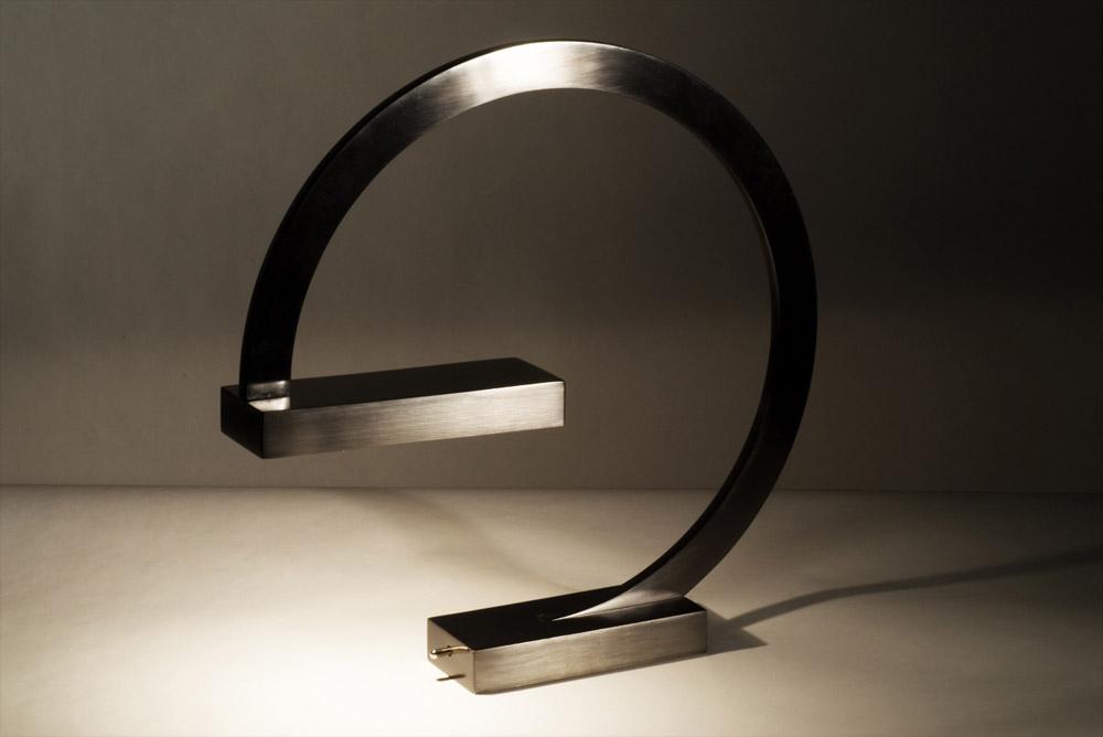 """Custom interior design luxury home decor """"G"""" lampe"""