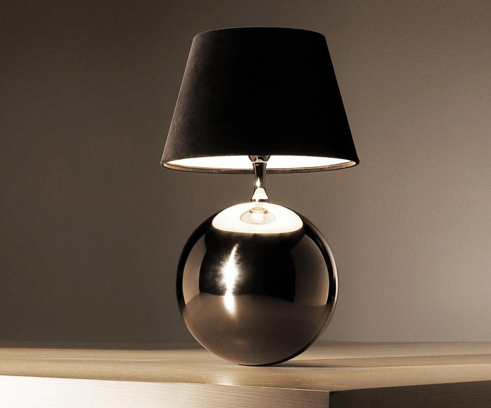 Custom interior design luxury home decor lampe culbuto