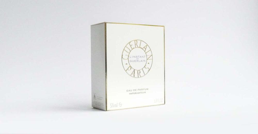 Brand Visual Advertising for Guerlain