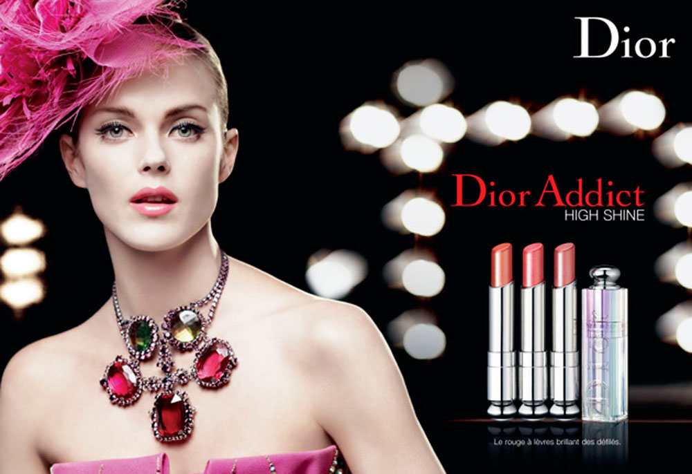 Brand Visual Advertising for Dior