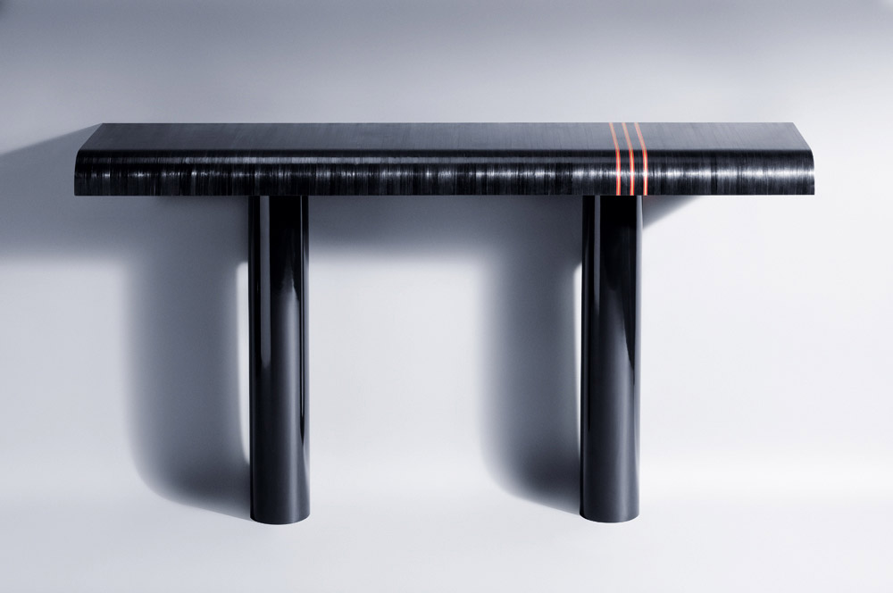 Custom furniture design luxury home decor console chinoise chinese console table