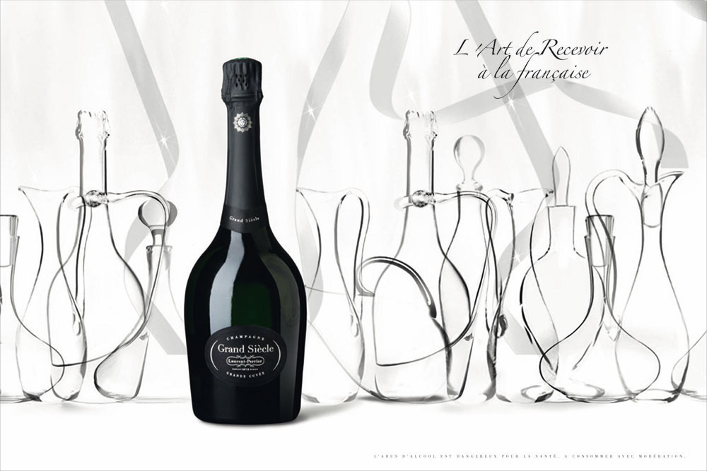 Brand Visual Advertising for Lauren Perrier
