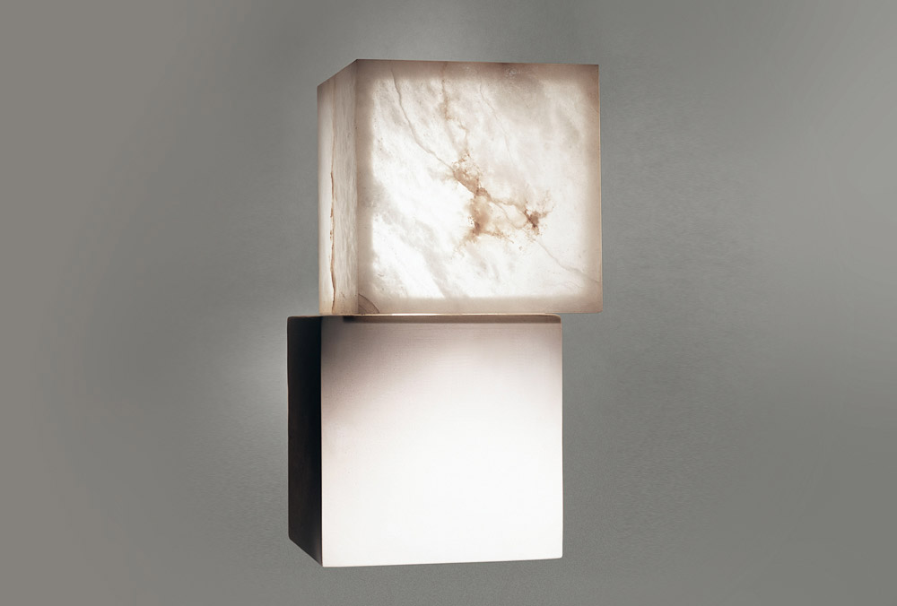 Custom furniture design luxury home decor appllique cubes