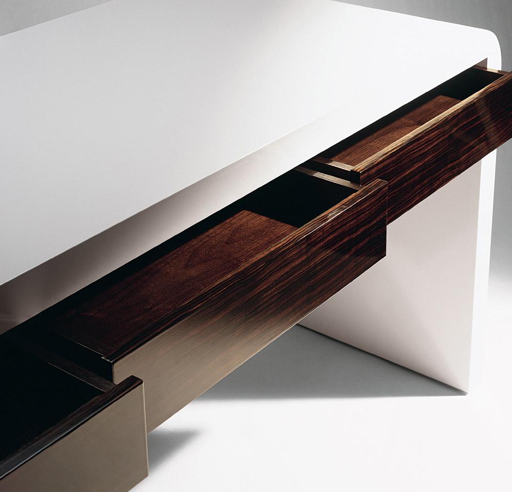 Custom furniture design luxury home decor bureau B11 close up