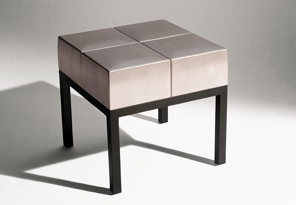 Custom furniture design luxury home decor capiton quilted