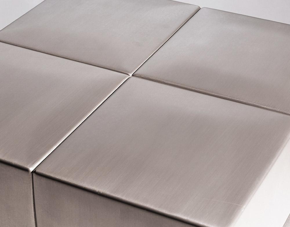 Custom furniture design luxury home decor capiton quilted close up