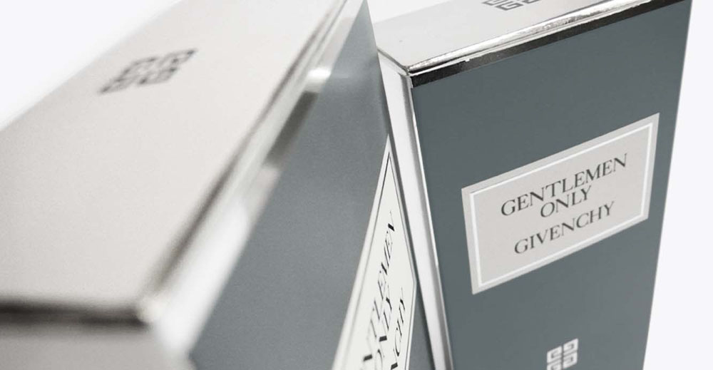 Brand Visual Advertising for Givenchy