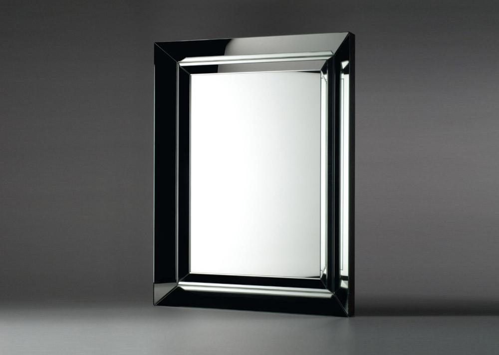 Custom interior design luxury home decor miroir facette