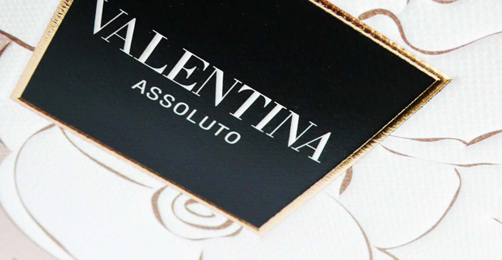 Brand Visual Advertising for Valentino